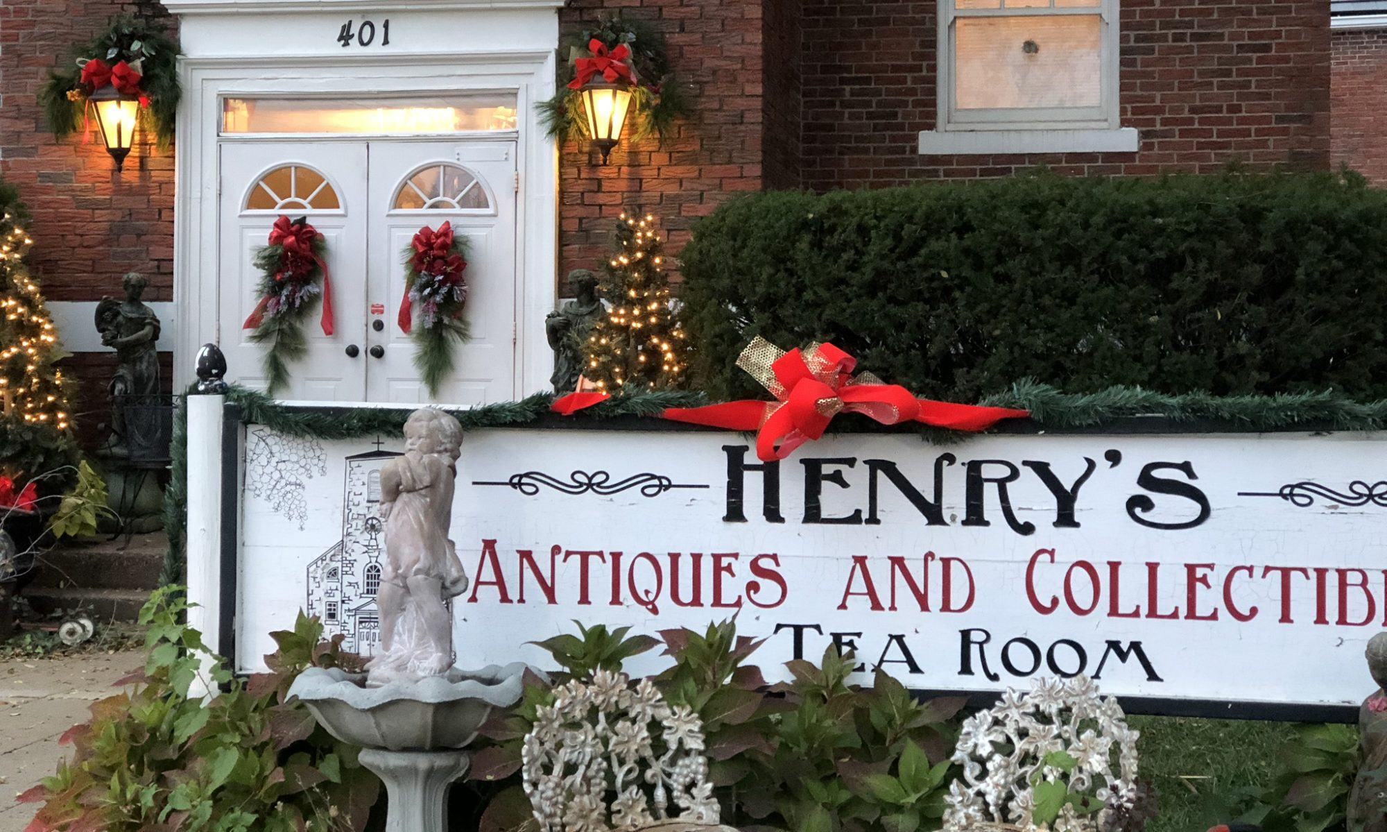 Henry's Antiques and Collectibles